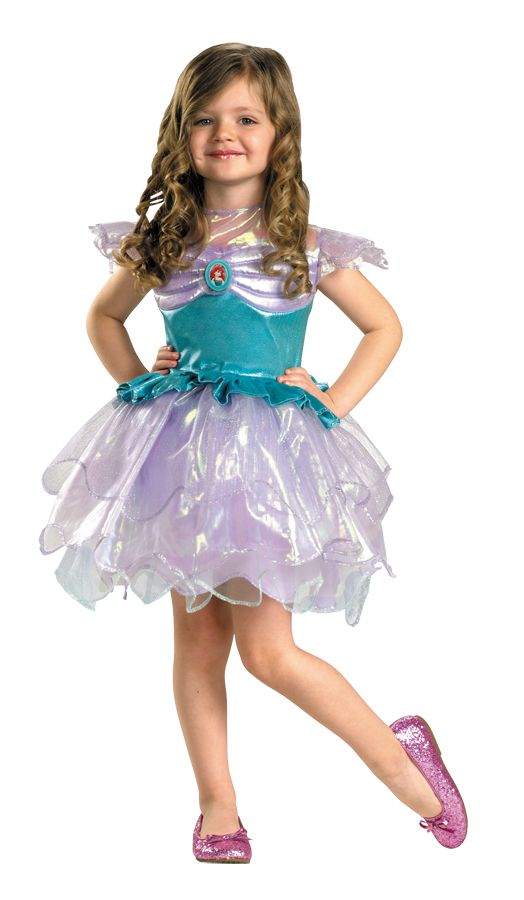 Nice Costumes Ariel Toddler Costume just added...