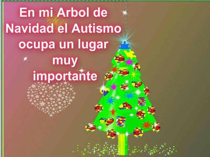 """#ArteDiariopor#YamilethCartin#cita: """"Un árbol lleno de deseos; esa es la vida de todos aquellos que comparten con una persona con autismo, no ponen nada más que eso en sus árboles de navidad, que amor más grande yo los admiro."""" Gracias!#frase #reflexión #cita #quote #pensamiento #autismo #autismoamor #Navidades"""
