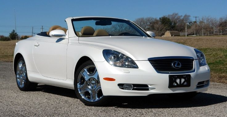 2008 Lexus SC 430 Convertible What I Do ( My Day Gig
