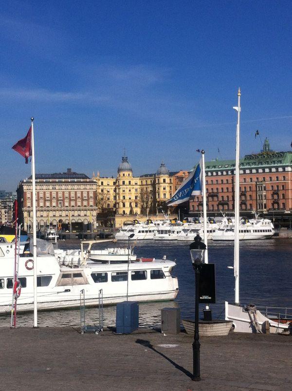 TRAVEL TIPS FOR VISITING STOCKHOLM IN SPRING/SUMMER TODAY AT http://inredningsvis.se/restips-stader-stockholm-var-sant/