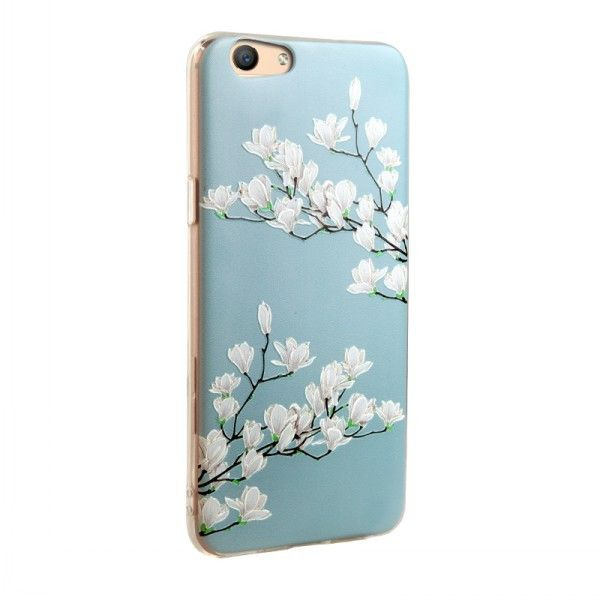 High quality Anaglyph coloured drawing or pattern cover case For OPPO F1s or A59 Silicone Rubber Shell Coque
