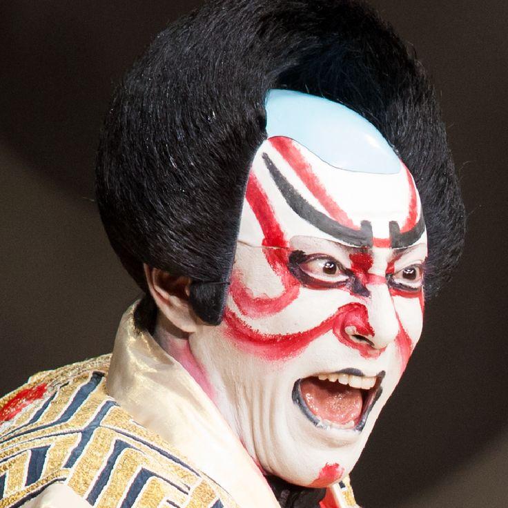 89 best kabuki images on pinterest for Domon man 2008
