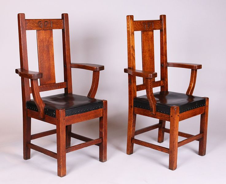143 Best Images About Craftsman Style Chairs On Pinterest