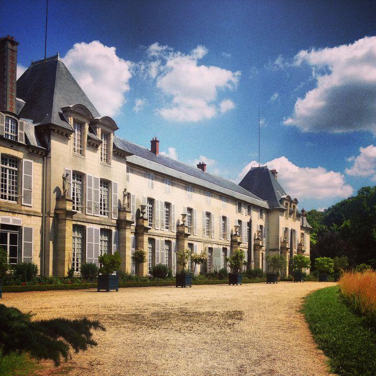 Chateau Malmaison near Paris