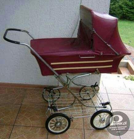 Wózek dziecięcy znalezione w sieci
