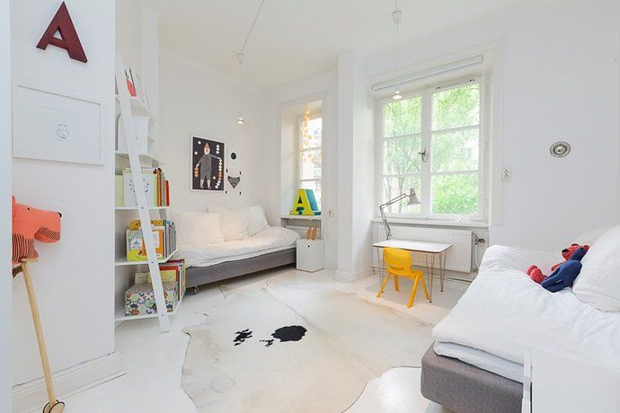 lots of white: Kids Bedrooms, Shared Rooms, Design, Kids Rooms