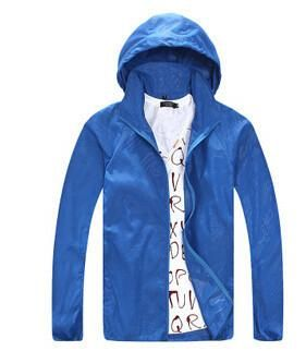 BAIFOX 2017 Spring Autumn Summer Brand Men's Women's Casual Jacket Hooded Jackets Fashion Lovers Thin Windbreaker Zipper Coats