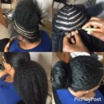 HAITIAN TAMPA FLORIDA 33604 @beautycanbraid CROCHET MARLEY HA...Instagram photo | Websta (Webstagram)
