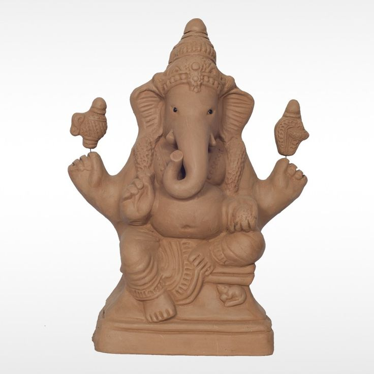 "Celebrate this #GaneshChaturthi  with unique Eco-friendly #BangaloreBalmuriGanesh  Idol and make the festival celebration more auspicious.  Get 20% discount on all #GaneshaFestival items for orders on or before 1st September 2016. #CuponCode: ""GANESH2016"".  #BringHomeFestival"