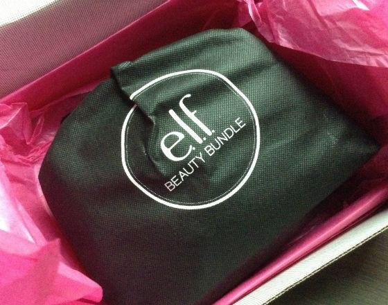 elf Beauty Bundle Review - Makeup Subscription Box
