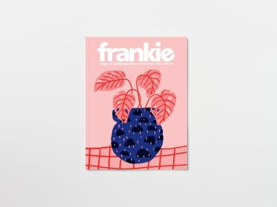 Hello, frankie nation! Issue 77 is now on sale in Australia, and there are many wondrous things inside its covers. A literary tour of this wide brown land. A test drive of the best and worst ways to make your morning commute. A glimpse inside a portside refugee camp in Greece. A yummo recipe for pumpkin and almond scrolls. A list of unfavourable ladies who'll make you appreciate your own mother-in-law. An ode to ordering the same thing on the menu every time. A scientific look at smooching…