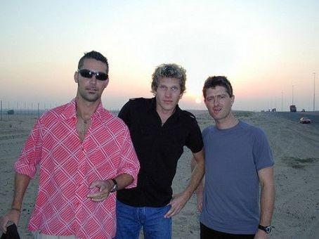 Michael Learns to Rock in the desert, Dubai