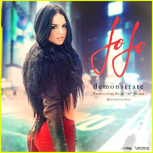 First listen to JoJo's new song Demonstrate
