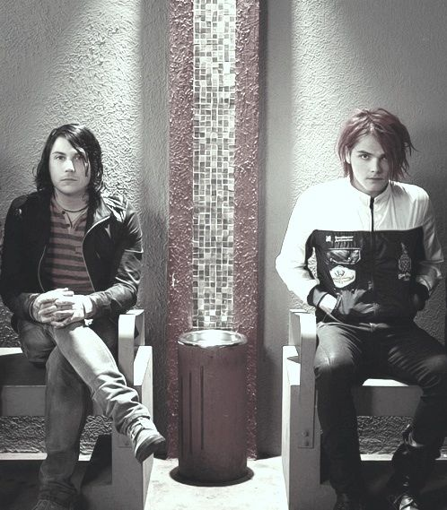 My Chemical Romance - Frank Iero, Gerard Way