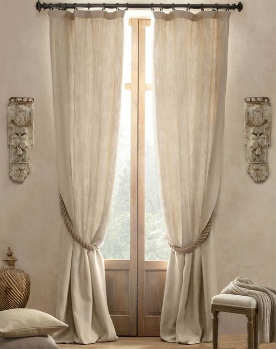 Curtain Panels Lined Curtain Panels Linen Curtains Linen Curtain Panels Off White Curtains White Lin In 2020 Traditional Curtains White Linen Curtains Home Decor