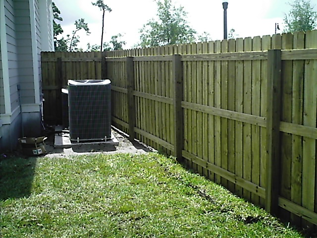 30 best wood fence images on pinterest wood fences for Charleston style fence