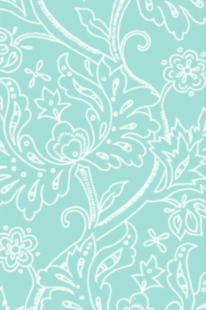 Girly Floral Designer Wallpaper Patterns
