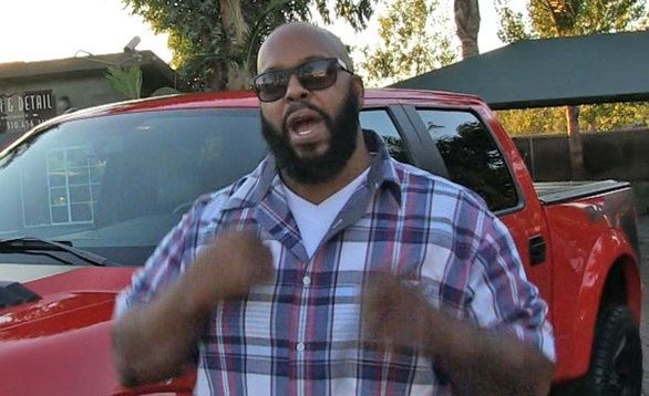 Report: Suge Knight Involved in Hit & Run, 1 Dead