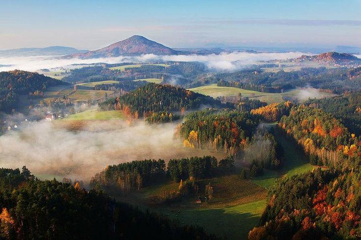 Cottage Bohemian Switzerland (outdoor guide) - Krasna Lipa, Czech Republic