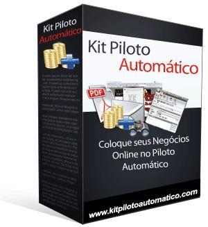 Kit Piloto Automático - O Segredo do Sucesso! Revendedor Autorizado: valdivan barros dos santos