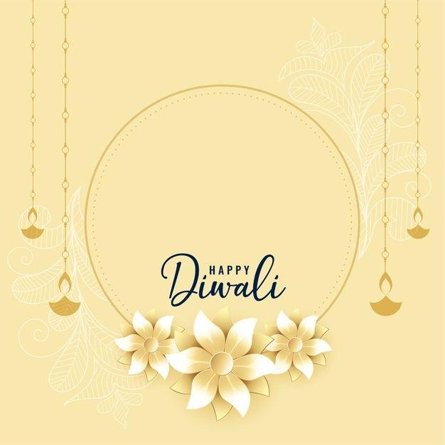 Download Happy Diwali Wishes Card With Flower And Diya For Free Diwali Wishes Happy Diwali Happy Diwali Photos