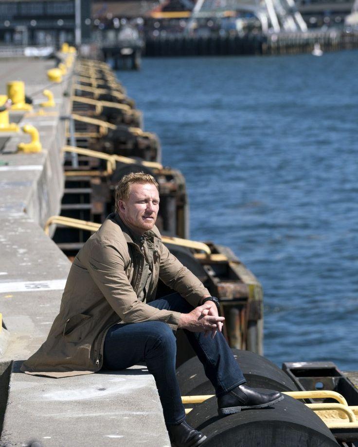 "Kevin McKidd as Owen Hunt - Grey's Anatomy Season 14 Episode 5, ""Danger Zone."""
