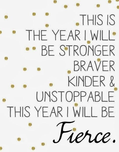 This yeari will be fierce