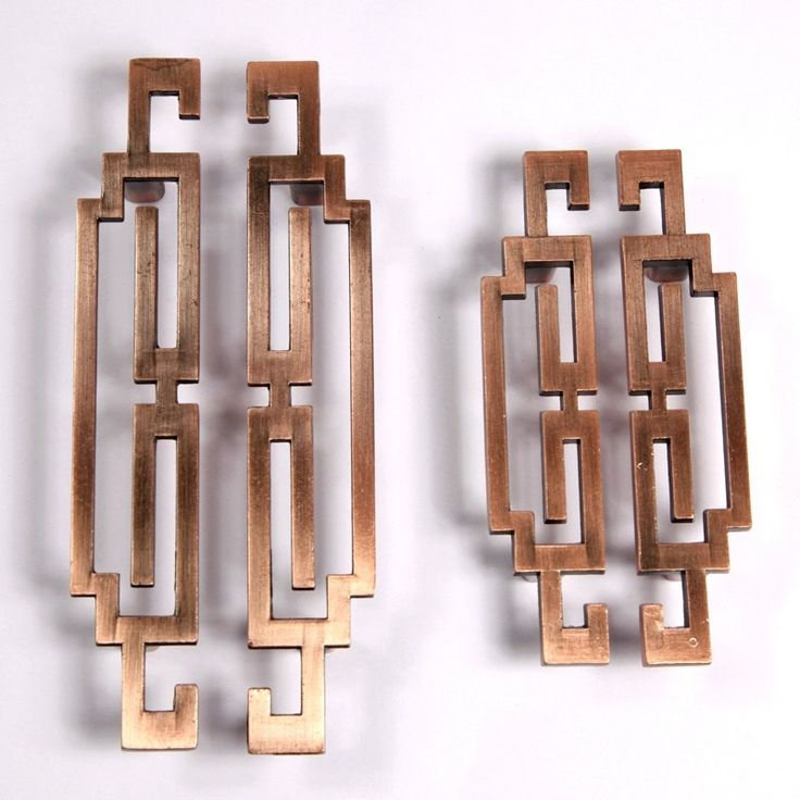 pair of vintage style handles dresser pulls symmetry drawer pulls knobs antique cabinet door pulls handles knobs furniture handle hardware