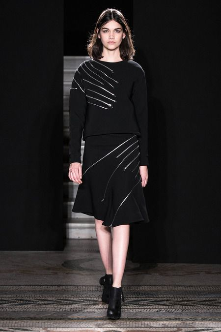 Jay Ahr | Fall 2014 Ready-to-Wear Collection | Look 5