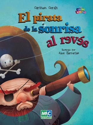 El pirata de la sonrisa al revés | Pencil Ilustradores
