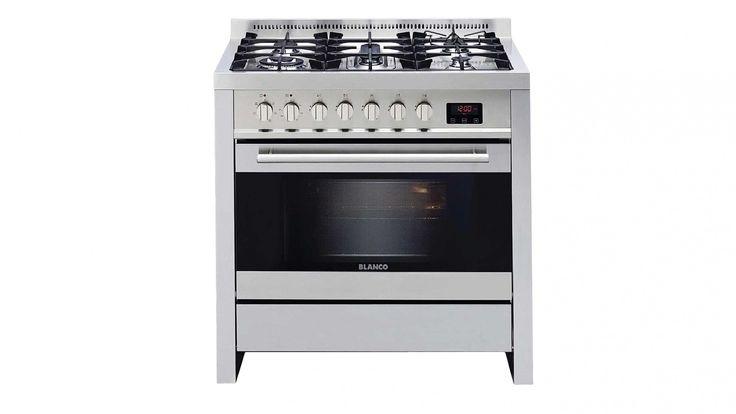 Blanco 90cm Freestanding Oven - Stainless Steel