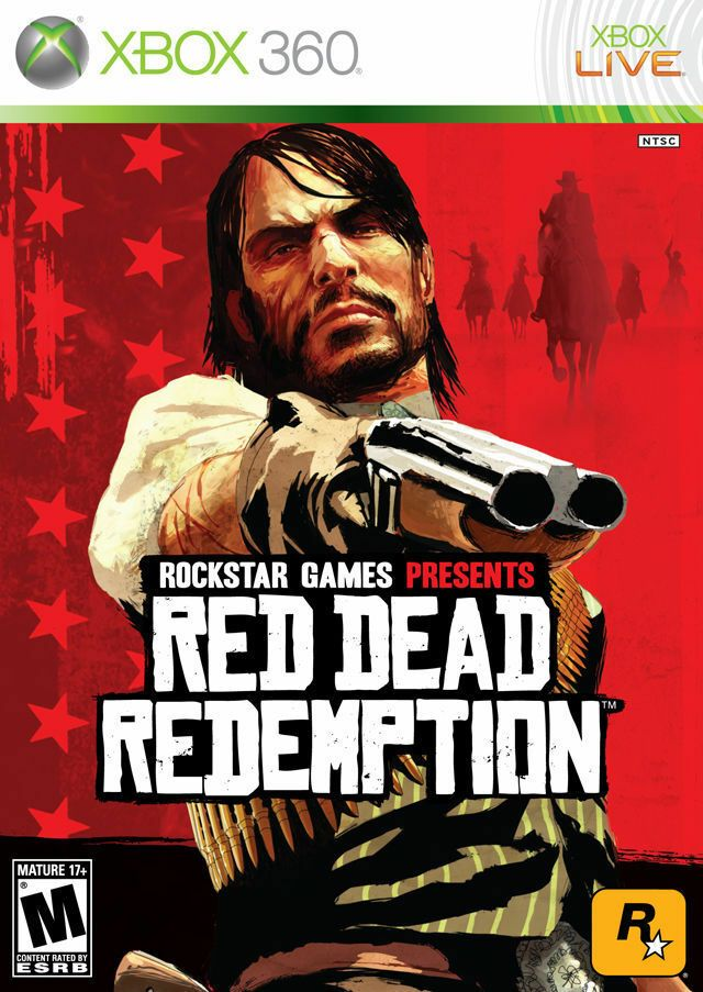 Red Dead Redemption Microsoft Xbox 360 2010 Compatible With Xbox One Reddeadredemption Gaming Red Dead Redemption Xbox 360 Games Red Dead Redemption Xbox