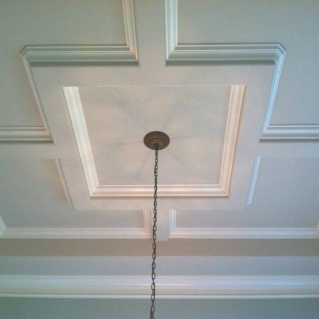 Ceiling decorative molding molding pinterest for Decorative ceilings