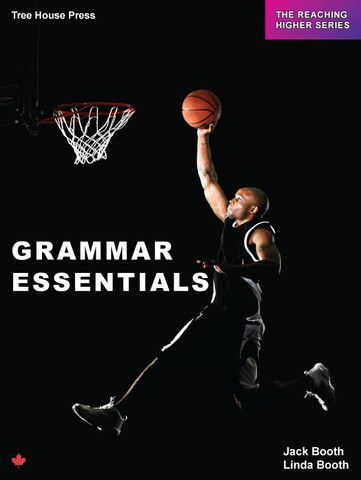 Grammar Essentials - visually appealing, fundamental lessons that deal with the grammar essentials, common grammatical mistakes, and the writing process.