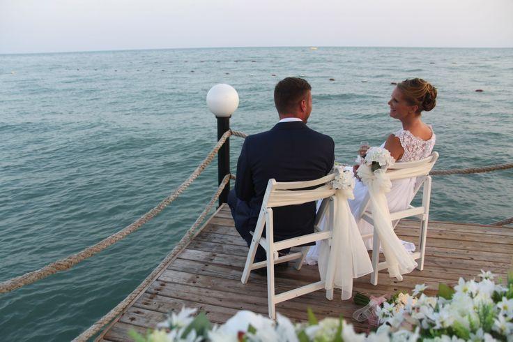 #WeddingPlanner in #Turkey, #OfficialMarriage, #BeachWedding #Ceremony