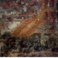 Long neck turtle, Ubirr Rock, Kakadu Nt Pk