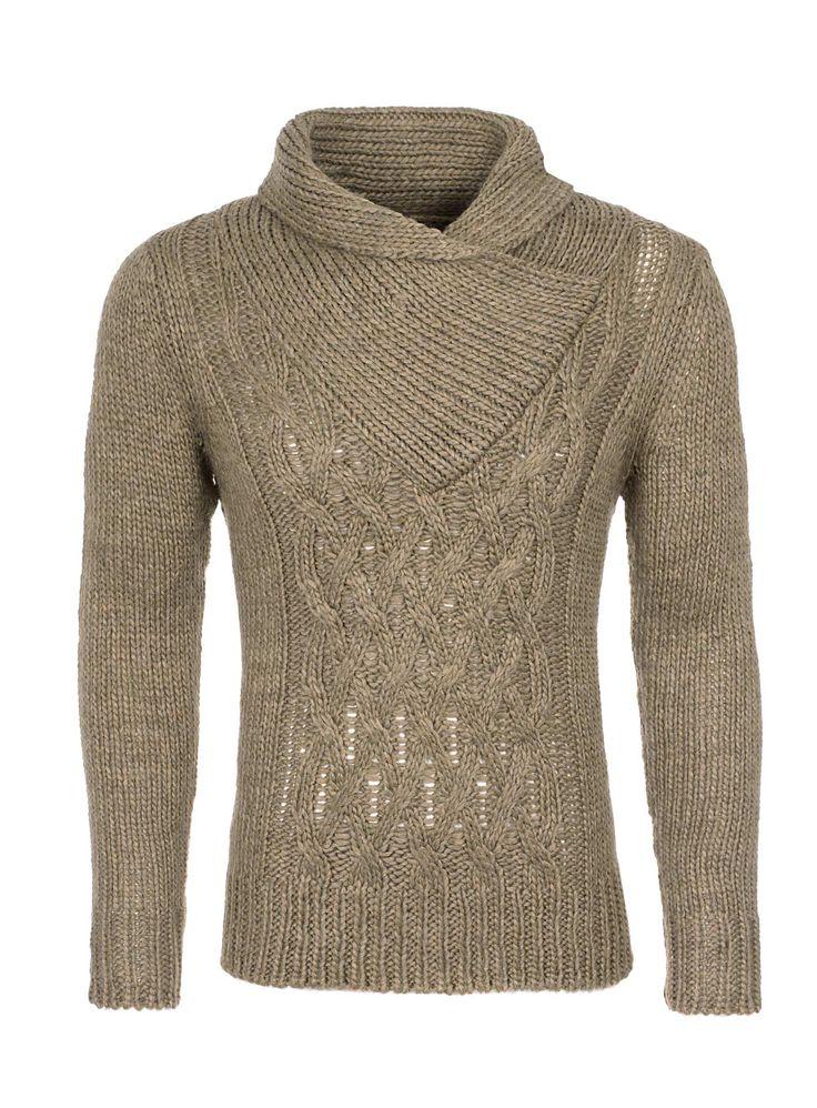 Key Largo Knitwear Glasgow beige