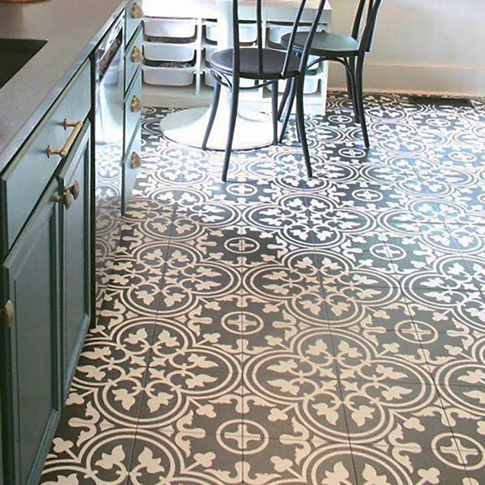 Artea 10 X 10 Porcelain Patterned Wall Floor Tile Flooring Tile Bathroom Contemporary Living Room Furniture