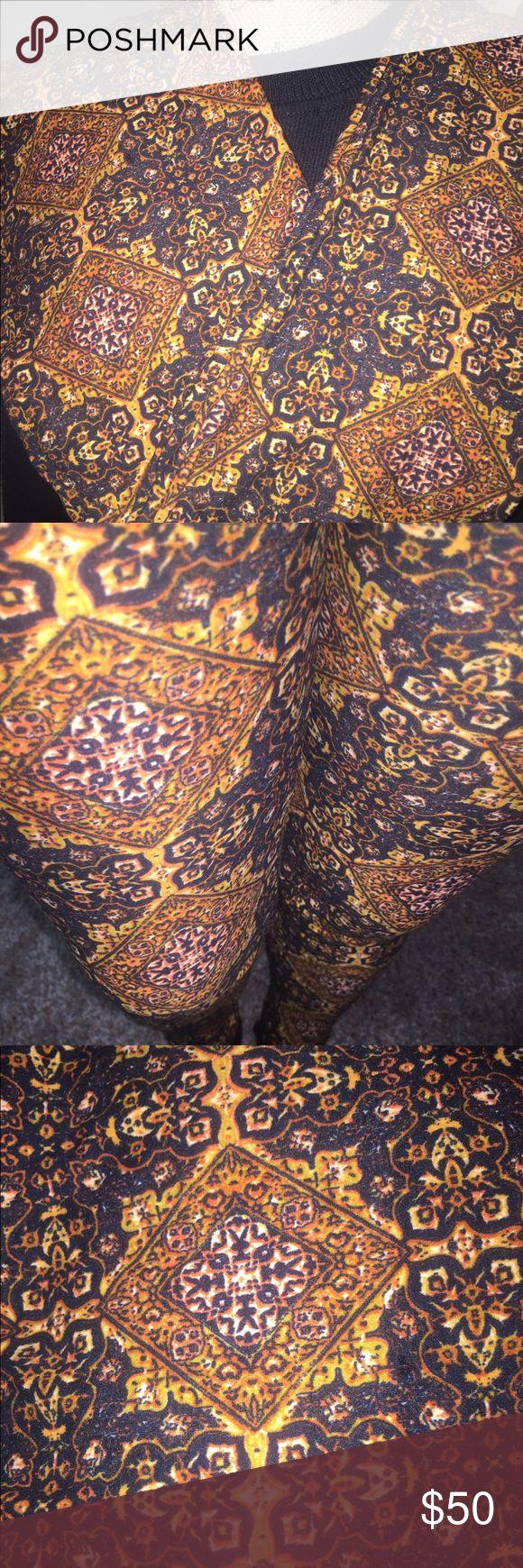 Laluroe Leggings  beautiful ❣ Beautiful Laluroe Leggings  LuLaRoe Pants Leggings