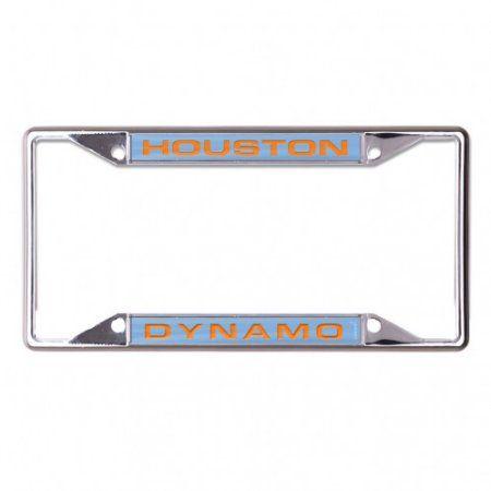 Mirror Lic Plt Frame Houston Dynamos