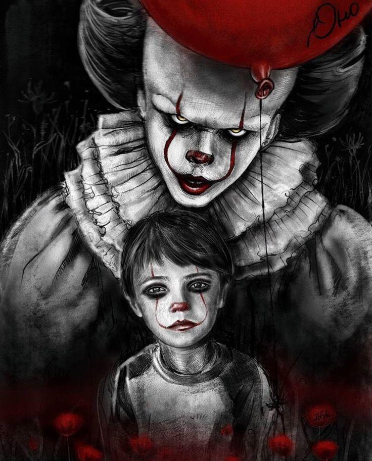 Прикольные картинки из ужасов, для детей