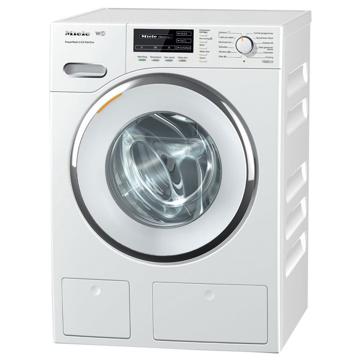 Buy Miele WMR 561 WPS Freestanding Washing Machine, 9kg Load, A+++ Energy Rating, 1600rpm Spin, White from our All Washing Machines range at John Lewis. Free Delivery on orders over £50.