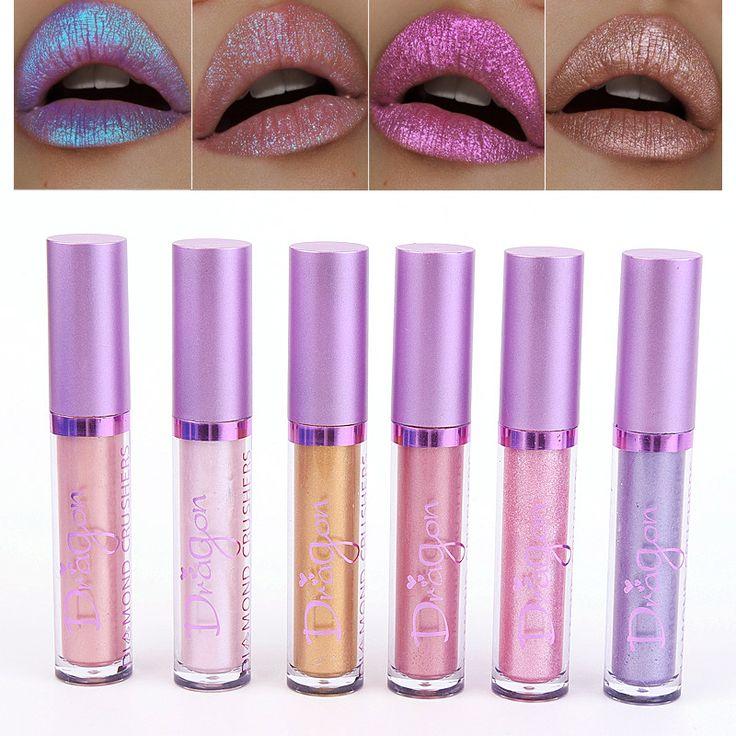 New Brand Makeup matte Lipstick Professional waterproof Liquid Lipstick Lipgloss  Beauty Meke Up Maquiage #Affiliate