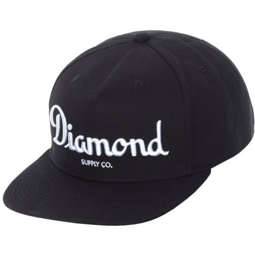 KŠILTOVKA DIAMOND CHAMPAGNE - černá (BLK) - univerzální