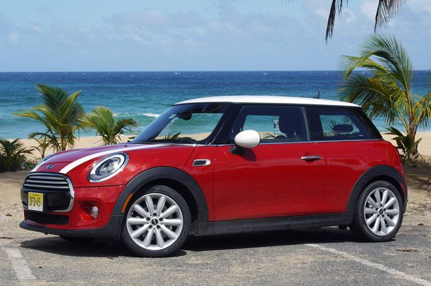 We give the 2014 Mini Cooper a First Drive in Puerto Rico. http://aol.it/1bjL74w  #Review @MINI USA @MINI #minicooper