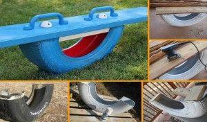 37 Ingenious DIY Backyard Furniture Ideas Everyone Can Make