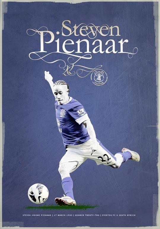 There is only One Steven Pienaar