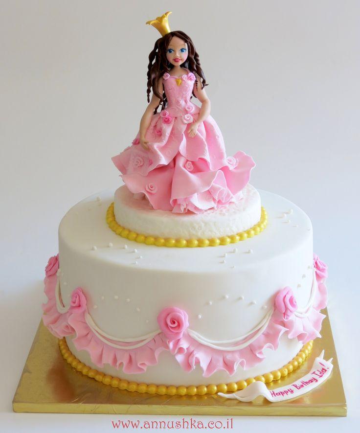 Princess Cake Design Pinterest : Princess cake ???? ?????? ?? ???? ?? ????? Annushka ...