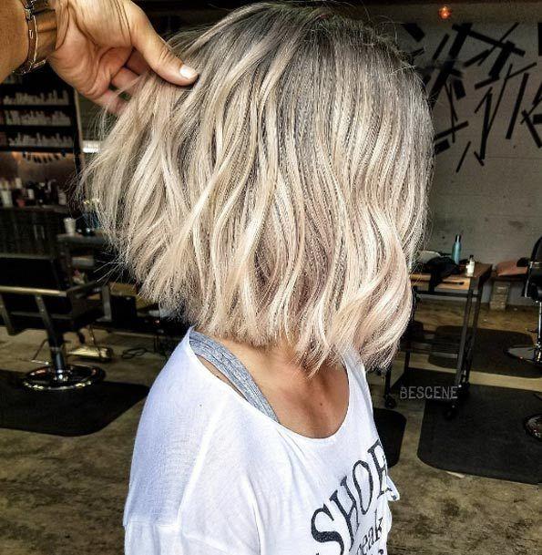 Spring highlight ideas for short hair