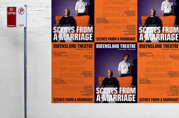 Queensland Theatre on Behance